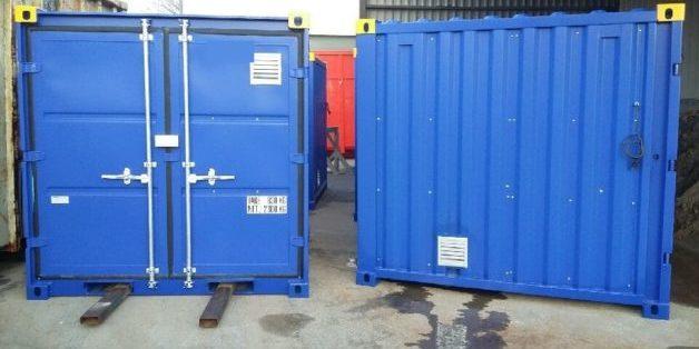 Amenagement Conteneur aménagement de conteneur de chantier - marelec