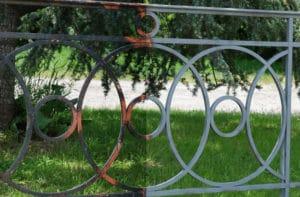 décaper un portail